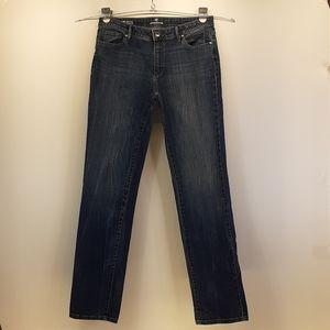 Liz Claiborne 10T City Fit Straight Leg Blue Jeans